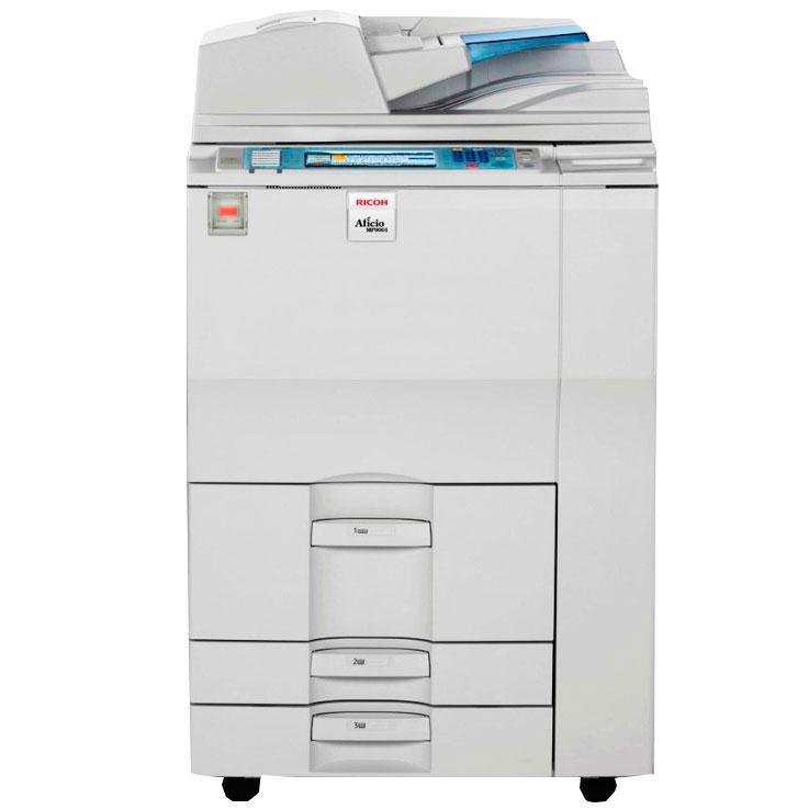 Máy Photocopy Ricoh Aficio MP  7001 Bãi
