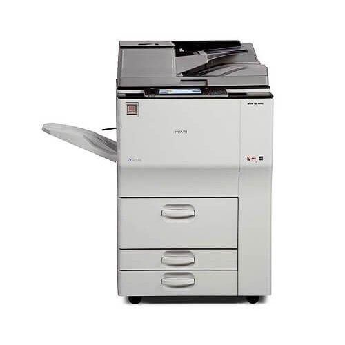Máy Photocopy Ricoh Aficio MP 7502 Bãi