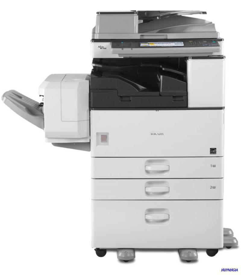 Máy Photocopy Ricoh Aficio MP 5054 Bãi