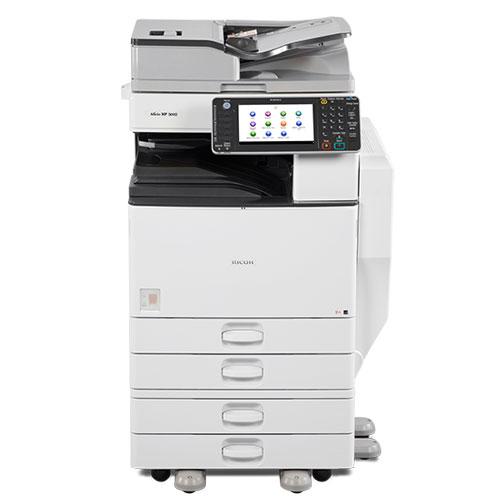 Máy Photocopy Ricoh Aficio MP  4002 Bãi